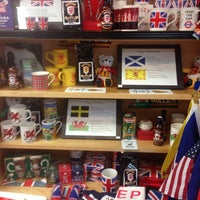 Photo taken at Julie's British Shoppe by Michelle Lee B. on 7/19/2014