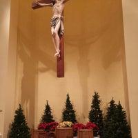Photo taken at St. Thomas Aquinas Catholic Church by Jane E. on 12/23/2014