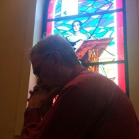 Photo taken at St. Thomas Aquinas Catholic Church by Jane E. on 9/7/2014