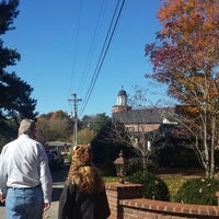 Photo taken at St. Thomas Aquinas Catholic Church by Jane E. on 11/2/2014