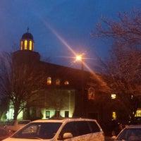 Photo taken at St. Thomas Aquinas Catholic Church by Jane E. on 1/3/2015
