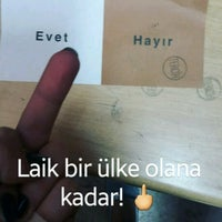 Photo prise au Ali Haydar Gunver İ.O.O. par Sıla B. le4/16/2017