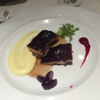 Photo taken at Restaurante bal d´onsera by Nicole S. on 9/1/2014