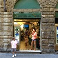 Photo taken at Gelateria dei Neri by Fernando d. on 7/31/2013