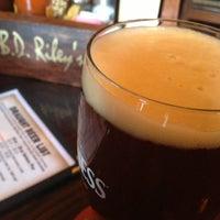 Photo taken at BD Riley's Irish Pub by Alan W. on 2/8/2013