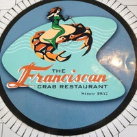 Photo taken at Franciscan Crab Restaurant by Alan W. on 4/28/2013