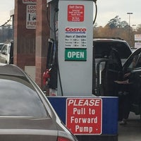 Photo taken at Costco Gasoline by Robert S. on 12/16/2016