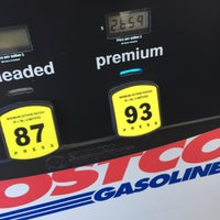 Photo taken at Costco Gasoline by Robert S. on 8/21/2017