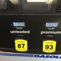 Photo taken at Costco Gasoline by Robert S. on 1/12/2018