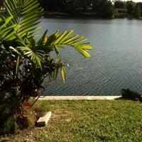 Photo taken at South Bass Lake by Cindy B. on 11/12/2013