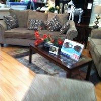 Photo taken at Bob's Discount Furniture by John G. on 4/21/2013