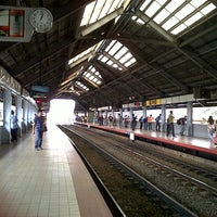 Photo taken at LRT 1 (Quirino Station) by Mai Yel on 11/6/2012