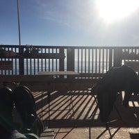 Photo taken at Isla Vista Beach by Daniel K. on 12/27/2016