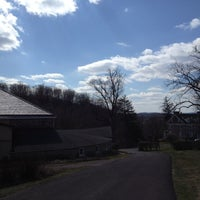 Photo taken at John James Audubon Center at Mill Grove by Terry B. on 4/2/2013