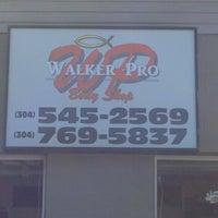 Photo taken at Walker Pro Body Shop by Jim K. on 7/15/2013