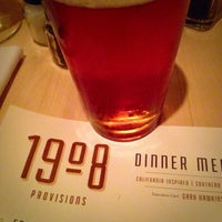 """Photo taken at 1908 Provisions by Jeff """"Happy"""" G. on 10/23/2014"""