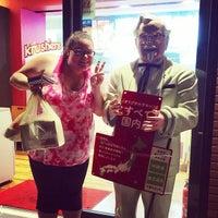 Photo taken at KFC by Elizabeth on 8/23/2014