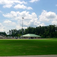 Photo taken at Carrboro High School by Brian B. on 7/23/2014