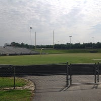Photo taken at Corinth Holders High School by Brian B. on 6/25/2014
