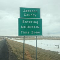 Photo taken at Mountain/Central Time Zone by Joey B. on 4/15/2013