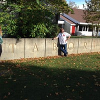 Photo taken at Tabor Academy by Kim H. on 10/19/2013