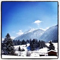 Das Foto wurde bei Hotel Engel Tyrol von Bjoern O. am 4/1/2013 aufgenommen