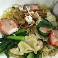 Photo taken at Noodle+Khamoo Restaurant by Jeremy O. on 8/17/2017