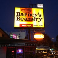 Photo taken at Barney's Beanery by Ualone on 6/15/2013
