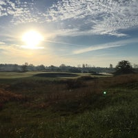 Photo taken at Victoria National Golf Club by Andy H. on 10/23/2015
