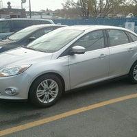 Photo taken at Thrifty Car Rental by John L. on 11/19/2012