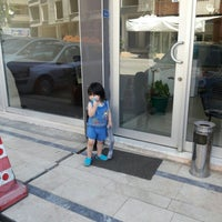 Photo taken at LEYDİ TURİZM SEYAHAT EDREMİT by Abidin Ş. on 7/6/2016