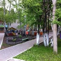 Photo taken at Юбилейный, Детский Лагерь by Natalie P. on 6/4/2014