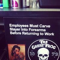 Photo taken at Hair Metal Greenpoint by Brandon S. on 8/24/2013