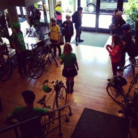 Photo taken at Pedal Bike Tours by Nate D. on 10/1/2015