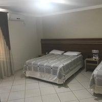Photo taken at Hotel Harbor Baroni Guarapuava by Liliane G. on 8/27/2017