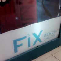 Photo taken at Bench Fix Salon by belle C. on 3/15/2014