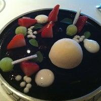 Das Foto wurde bei Ciel Bleu Restaurant von Michelle v. am 6/25/2013 aufgenommen