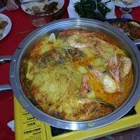 Photo taken at Restaurant Asam Batu Laut, Tg Sepat by Kim Soon T. on 6/8/2014