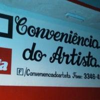 Photo taken at conveniência do artista by André M. on 5/29/2014