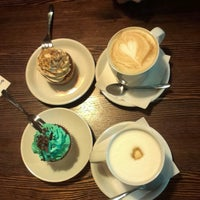 Photo taken at CupCakeCafe by Маша У. on 11/12/2014