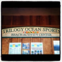 Photo taken at Trilogy Ocean Sports Kaanapali by Mike L. on 7/18/2012