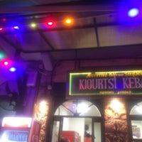 Photo taken at Kiourtsi Kebab by Kaya D. on 7/20/2017