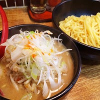 Photo taken at 麺処 花田 渋谷店 by Shoichi S. on 12/16/2014