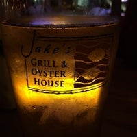 Photo taken at Jake's Grill & Oyster House by Brent H. on 3/9/2016