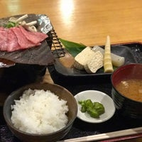 Photo taken at レストラン もみの木 by tanso on 6/11/2017