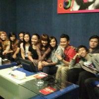 Photo taken at NAV Karaoke Keluarga by Radian P. on 11/2/2013
