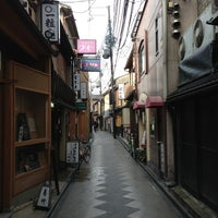 Photo taken at Gion-shijo Station (KH39) by キノッピー on 3/7/2013