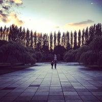 Das Foto wurde bei Treptower Park von avtoportret am 9/19/2012 aufgenommen