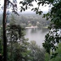 Photo taken at Козача Гора by Yarik P. on 8/13/2016