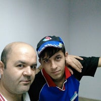 Photo taken at Domino's Pizza by Cüneyd T. on 6/2/2014